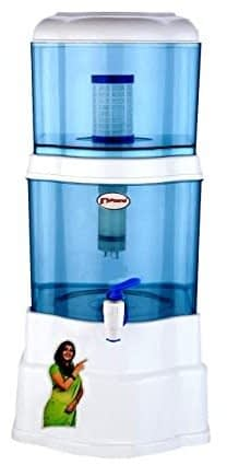 P-ZONE Aquagem 15 litres Gravity Based UF Water Filters