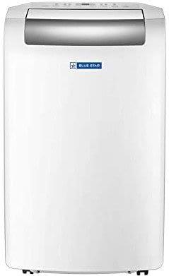 Blue Star 1 Ton Portable AC (Copper PC12DB White)