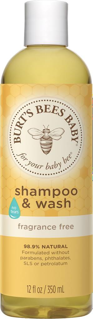 Burt's Bees Baby Shampoos & Wash