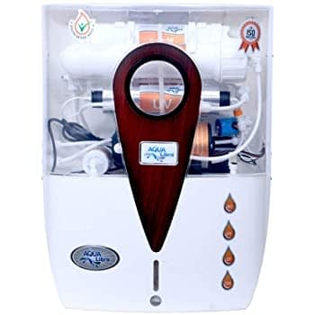 AQUA LIBRA WITH DEVICE 17 Litres Plastic Water Purifiers