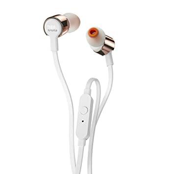 JBL T210 Pure Bass in-Ear Headphone
