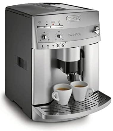 De'Longhi Super-Automatic Espresso Coffee Machine with grinder and frother