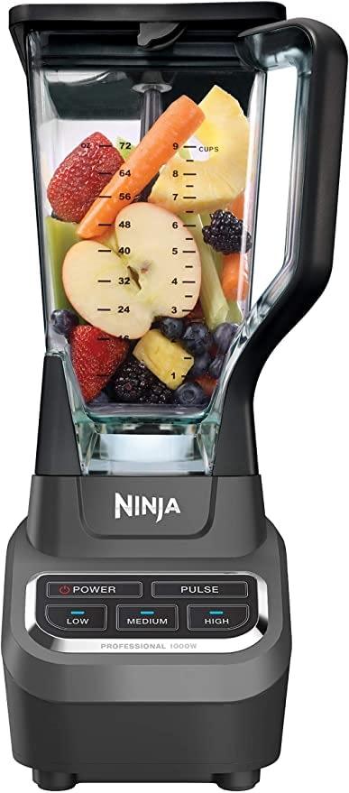 Ninja Blender Professional 72oz Countertop Blenders