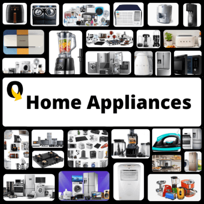 Home Appliances Qualitypocket logo