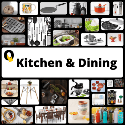 Kitchen & Dining Qualitypocket logo