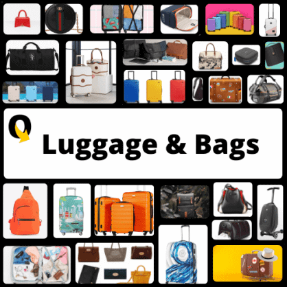 luggage & bags Qualitypocket logo