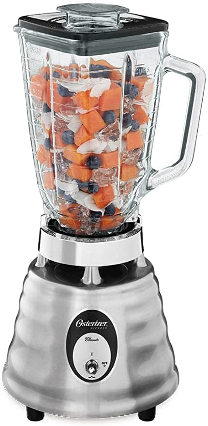 Oster 4093-008 6-Cup Glass Jar 2-Speed Beehive Blenders