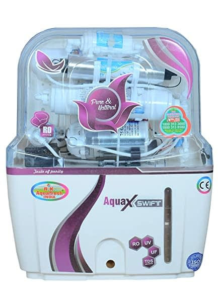 Aqua Fresh ZX14Stage Advanced Mineral Technology Water Purifier