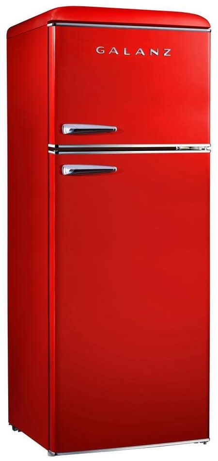 Galanz - Retro Look Refrigerator