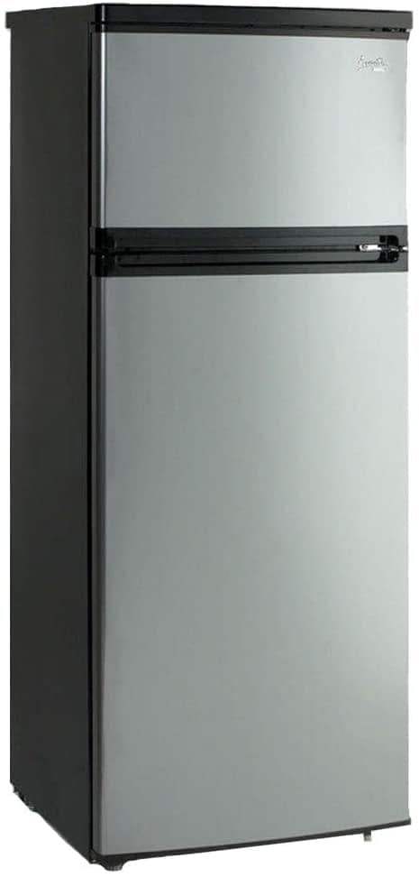Avanti RA7316PST 2-Door Apartment Size Refrigerators