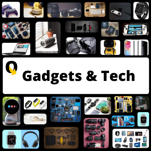 Gadgets & Tech Qualitypocket logo