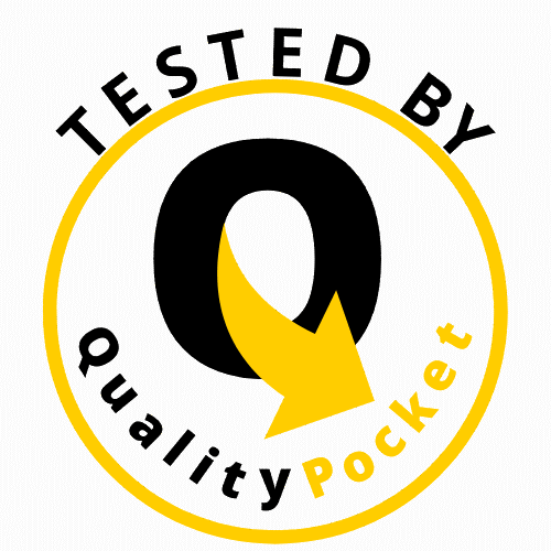 Tested By qualitypocket logo