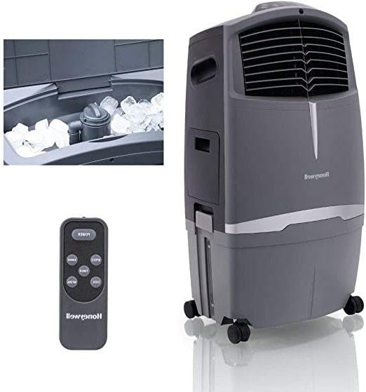 Honeywell 525 CFM Indoor Outdoor Portable Evaporative Coolers
