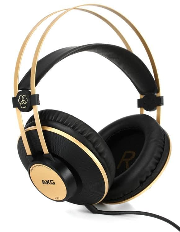 K92 Over-Ear Closed Back Headphone