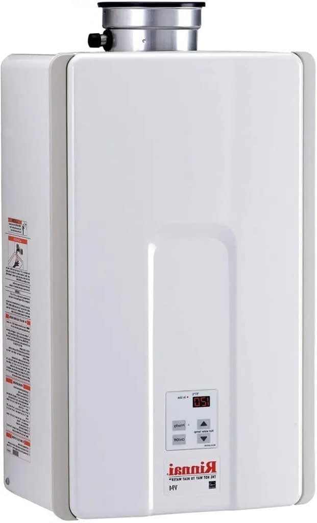 Rinnai V75iP High Efficiency Tankless Hot Water Heater