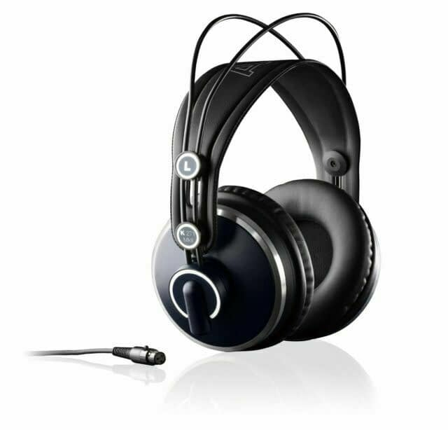 AKG K271 Studio MK II Channel Studio Headphone
