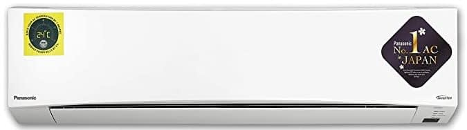 Panasonic 1 Ton 3 Star Wi-Fi Twin Cool Inverter Split AC