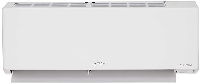 Hitachi 1 Ton 3 Star Inverter Split Air Conditioner (Copper RSG311HCEA White)