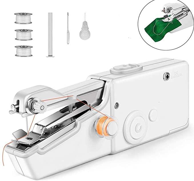 Mini Cordless Handheld Electric Sewing Machines