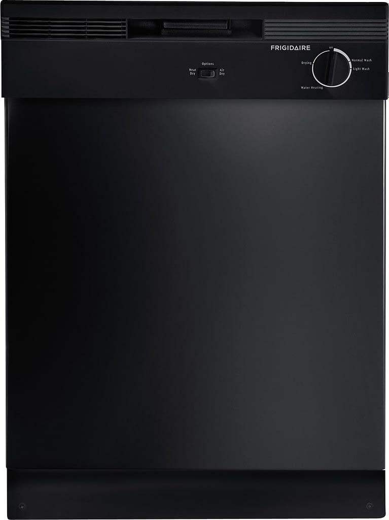 FBD2400KB Static Drying Dishwasher -min black stainless steel dishwasher