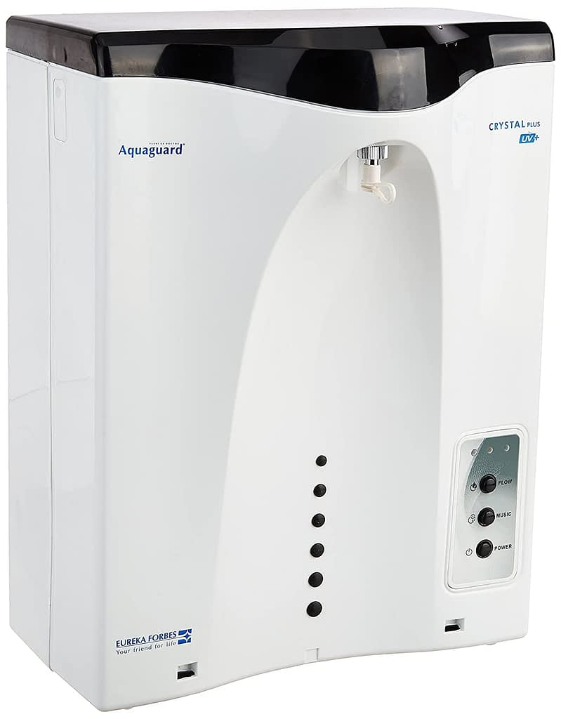 Eureka Forbes Aquaguard Crystal Plus UV Water Purifiers