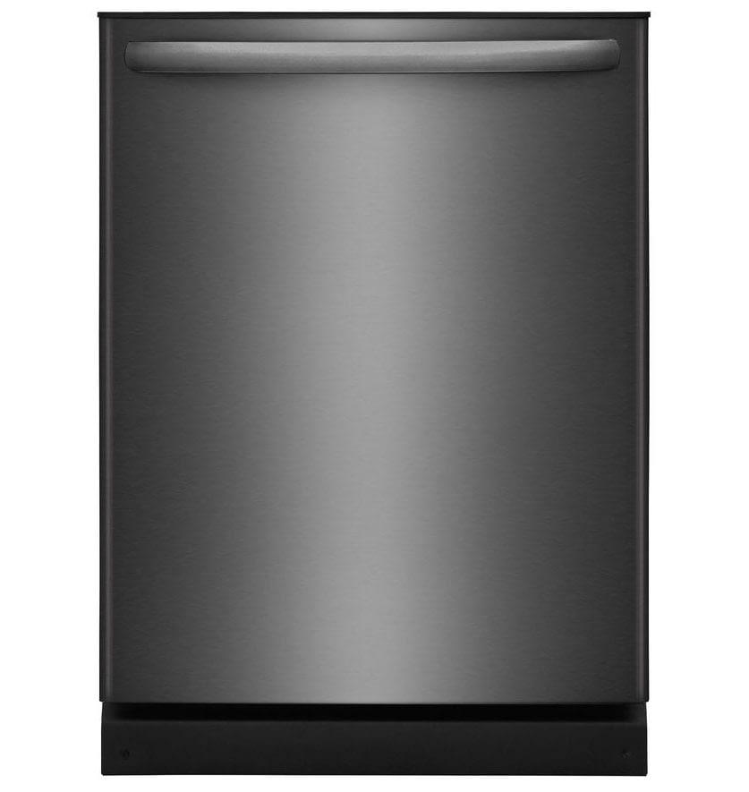 Frigidaire FFID2426TD 24'' Built-in black stainless steel dishwasher