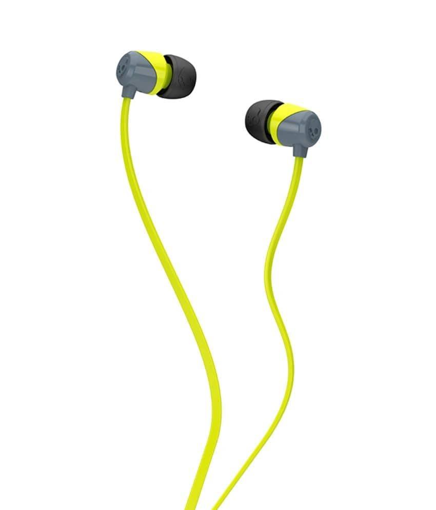 1- Skullcandy Jib Wired In-Earphone