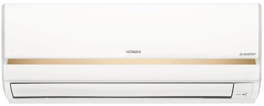Hitachi 1 Ton 3 Star Inverter Split Air Conditioner (Copper RSFG311HCEA Gold)