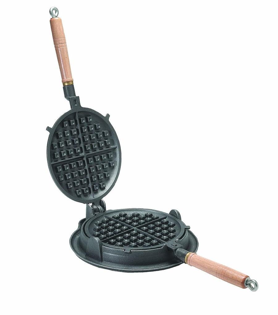 Texsport Outdoor Cast Iron Waffle Maker