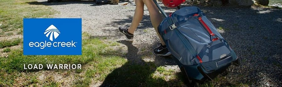 Eagle Creek luggage and bags