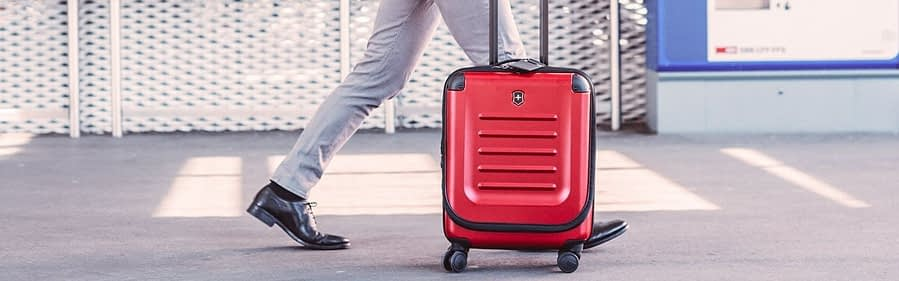 Victorinox luggage and bags
