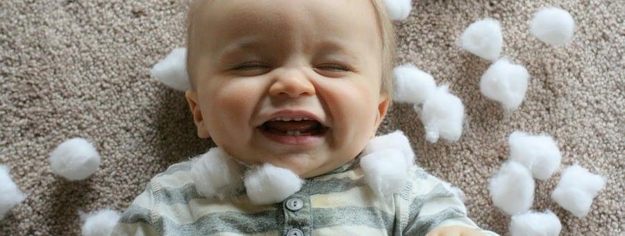 Best Baby Cotton balls