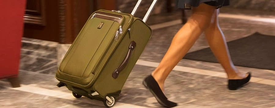 Travelpro luggage and bags