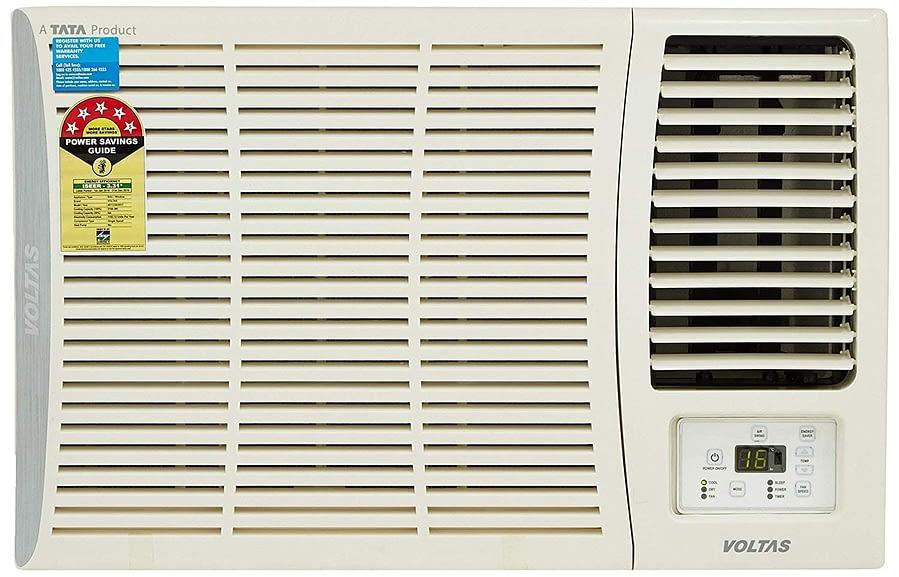 Voltas 1.5 Ton 5 Star Window Air Conditioner