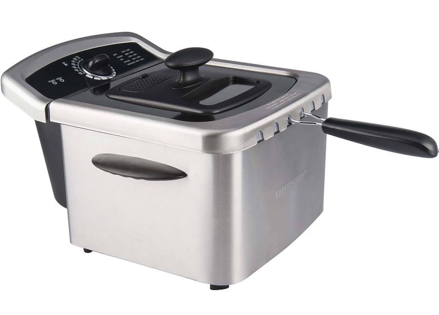 Farberware Deep Fryer - 4L - Stainless Steel