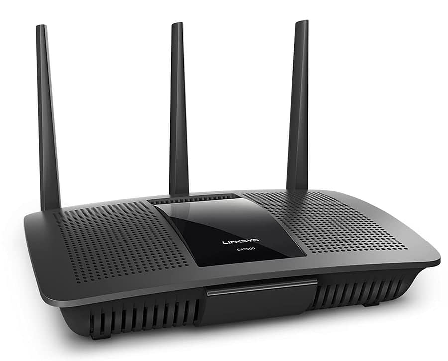 Linksys EA7500 Dual-Band Wifi Router