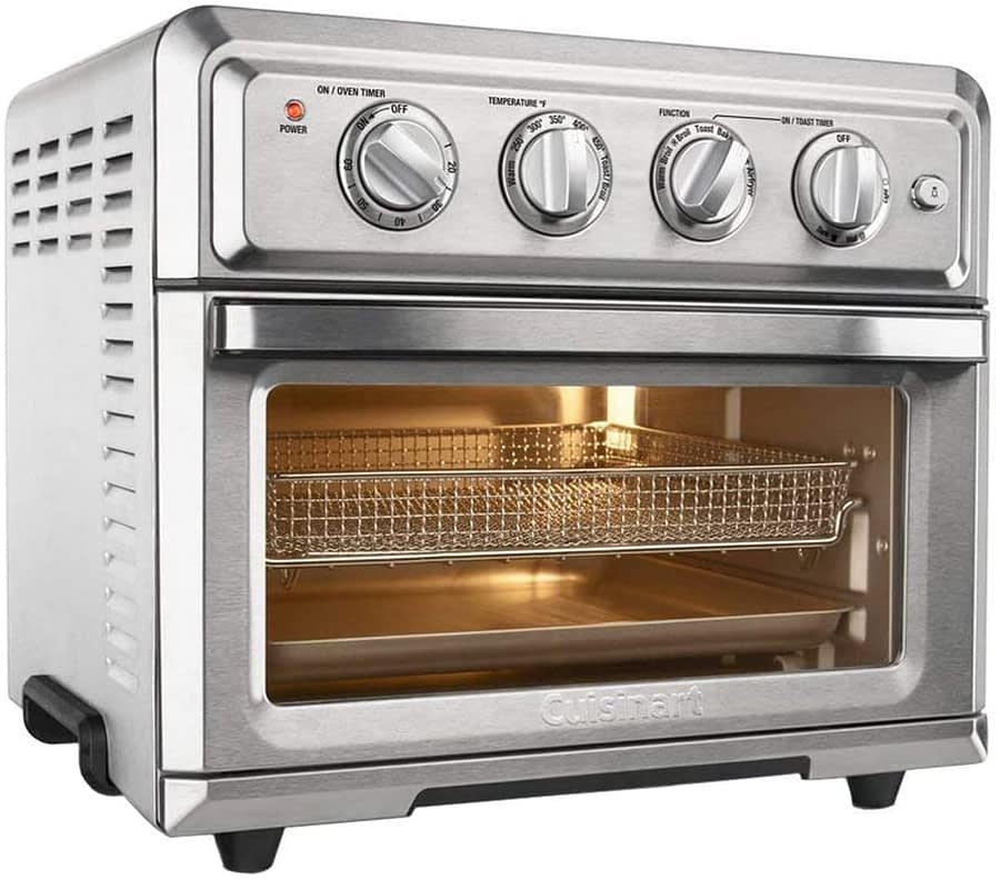 Cuisinart TOA-60 Convection Microwave Oven, Toaster, Airfryer -min