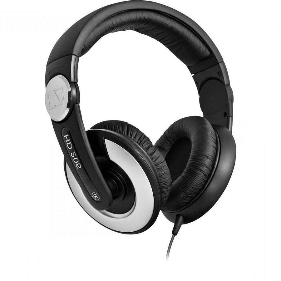 Sennheiser HD 205 II Closed Back Around Over-Ear Stereo Headphone