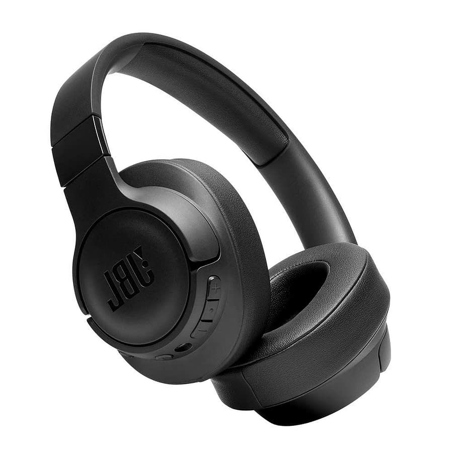 JBL Tune 750BTNC Over-Ear Wireless Active Noise-Cancelling Headphones
