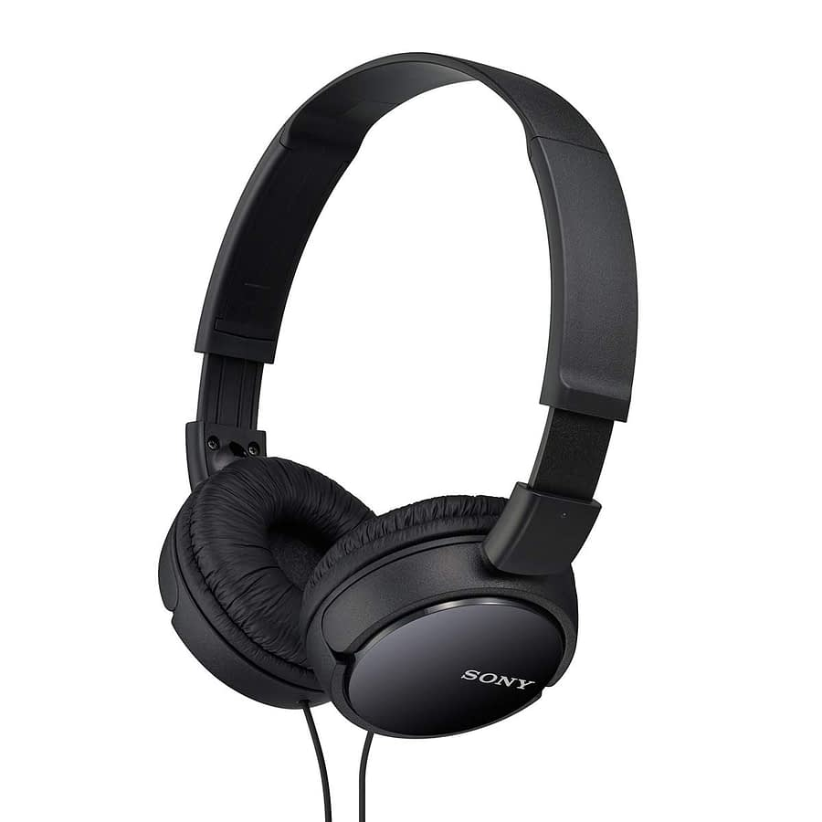 Sony MDR-ZX110 On-Ear Stereo Headphone