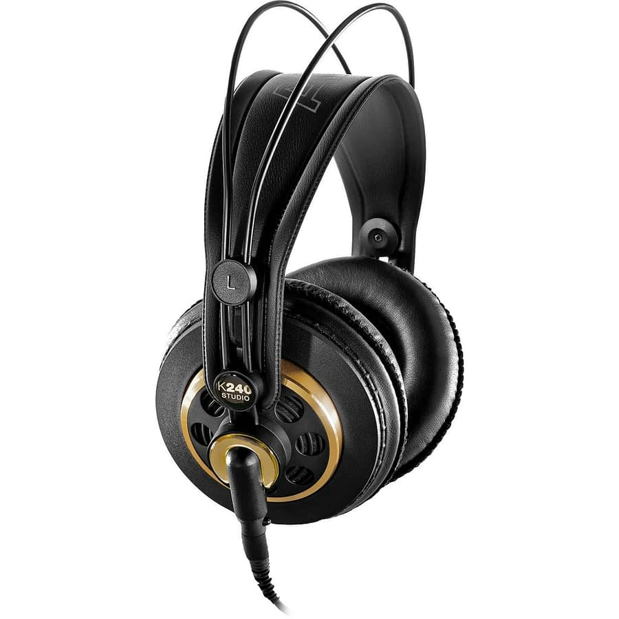 AKG K 240 Semi-Open Studio Headphone