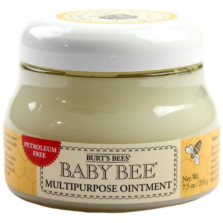 Burt's Bees Baby 100% Natural Multipurpose Ointment.