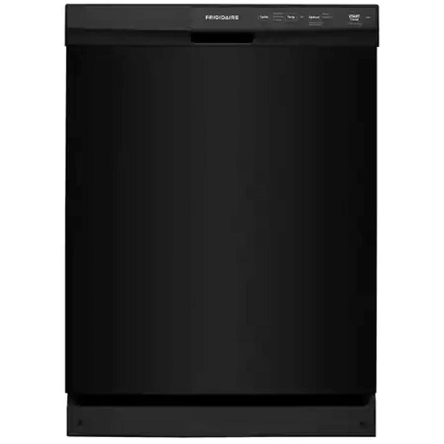 24 Built-In Front Control Dishwasher -min black stainless steel dishwasher