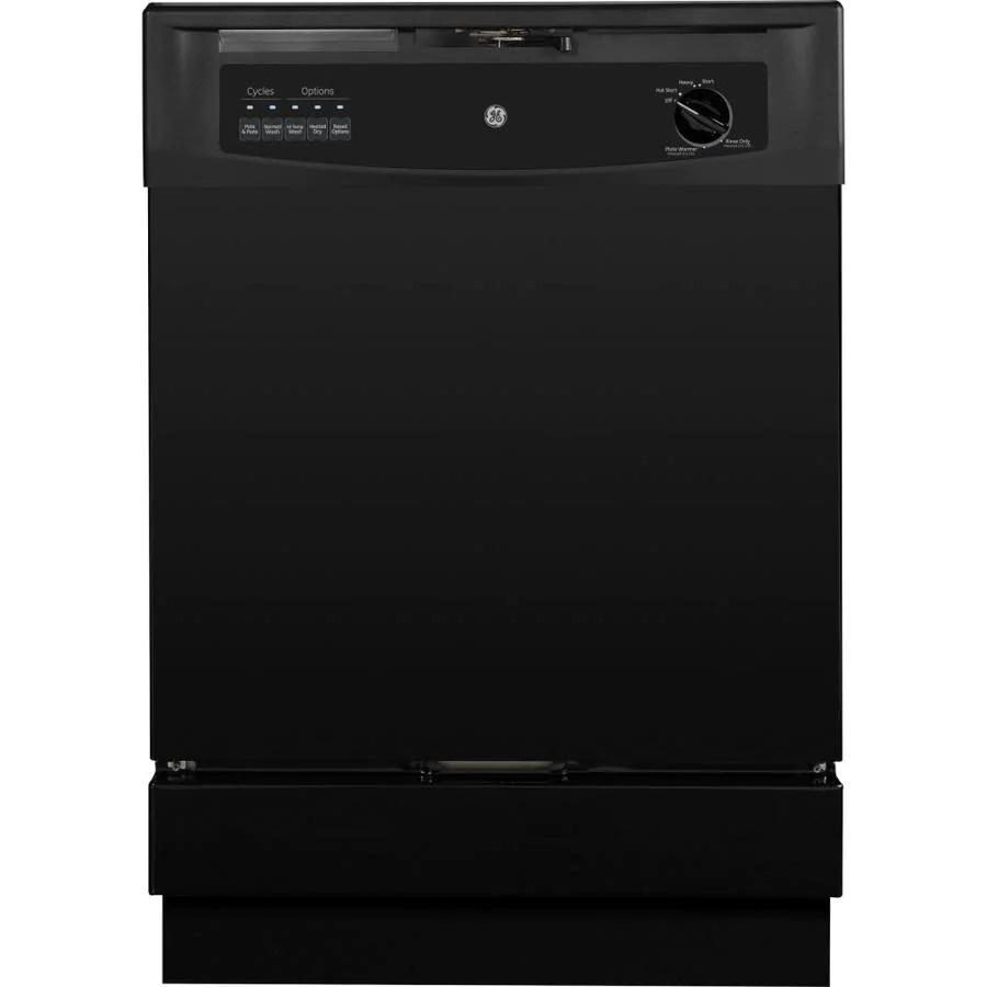GE GSD2100VBB Built-In Dishwasher -min black stainless steel dishwasher